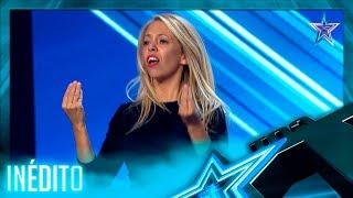 Esta BAILADORA utiliza la LENGUA de SIGNOS en su COREOGRAFÍA | Inéditos | Got Talent España 5 (2019)
