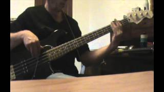Megadeth Feat. Cristina Scabbia - A Tout Le Monde - [Bass Cover]