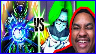 Perfect Cell Vs Budget Increase Zarbon Episode 4