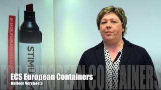 ECS European Containers - Groei, leiderschap, talent: containerbegrippen?
