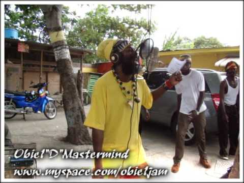 "Capleton Dubplate Vs Obie1""D""Mastermind Dub session (Best Dub service)"