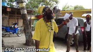 "Capleton Dubplate Vs Obie1""D""Mastermind Dub session (Best Dub service)"