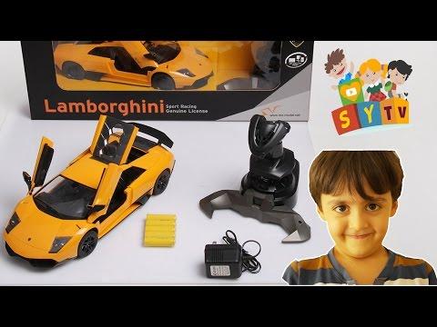 Kumandalı Oyuncaklar - Yarış Arabaları, Helikopterler, RC Race Cars Toy, Oyuncak Tanıtım Youtube Video Listem