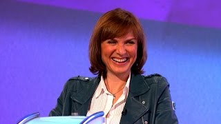 Fiona Bruce's recurring monkey dream - Would I Lie to You?: Series 8 Episode 1 - BBC One