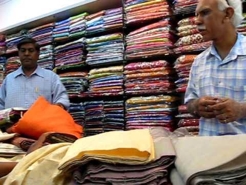 Buying Fabric in Delhi