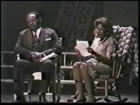 Passages of Martin Luther King - pt. 1, King, Sr. and Jr., court the women they will marry.flv