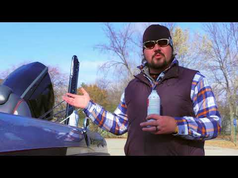 How to winterize an Evinrude G2