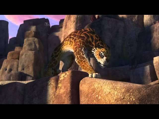 Cesur Zebra Fragman