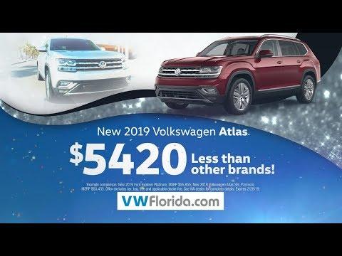 Volkswagen South Florida - Happy New Car - Passat - Atlas