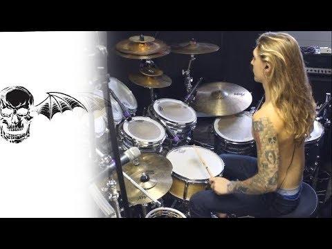 Kyle Abbott  Avenged Sevenfold  A Little Piece of Heaven Drum