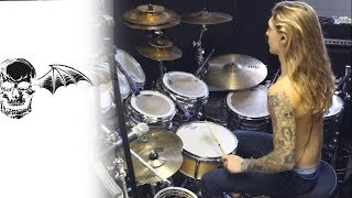 Kyle Brian - Avenged Sevenfold - A Little Piece of Heaven (Drum Cover)
