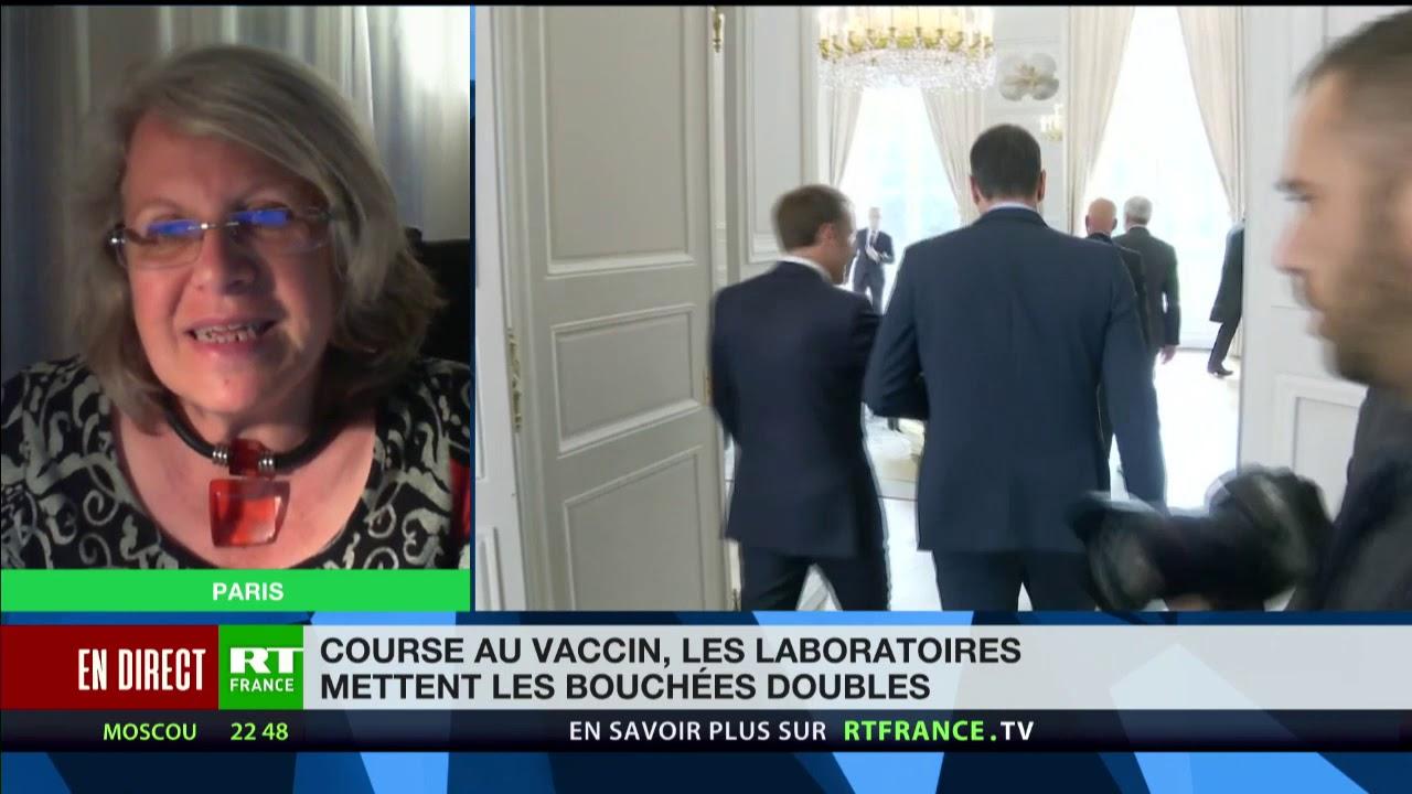 Vaccin contre le Covid-19 : «On va trop vite pour des raisons financières»