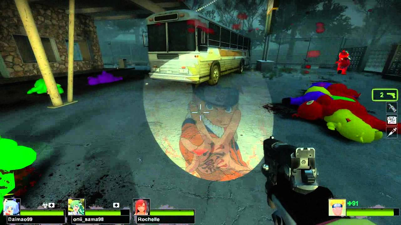 Left 4 Dead 2 Mods Teletubbies Related Keywords & Suggestions - Left