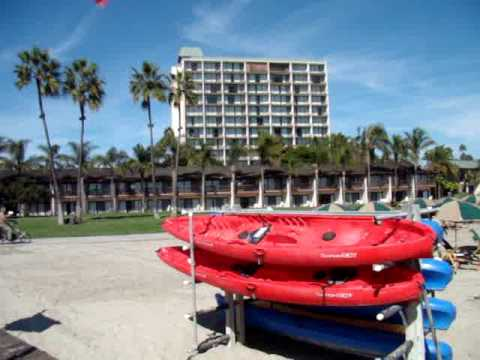 catamaran resort hotel and spa san diego youtube. Black Bedroom Furniture Sets. Home Design Ideas