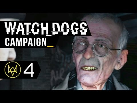 Watch Dogs Walkthrough Part 4 - Backseat Driver (Act 1, Mission 4 - PC 1080p ULTRA HD)