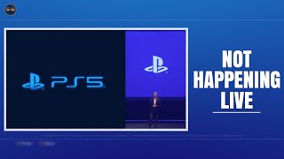PLAYSTATION 5 ( PS5 ) EVENT Not Happening Live Anymore ?! - Sony Cancels PAX East Event !