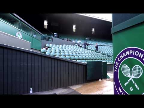 The All England Club, Wimbledon...what's it all about?
