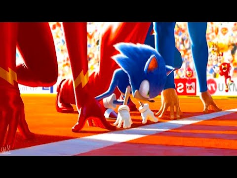 Sonic vs. the Rest of Speedsters | Who wins in a Race?