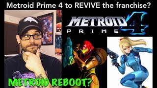 Will Metroid Prime 4 be a REVIVAL for the franchise? (Nintendo Switch) |Ro2R
