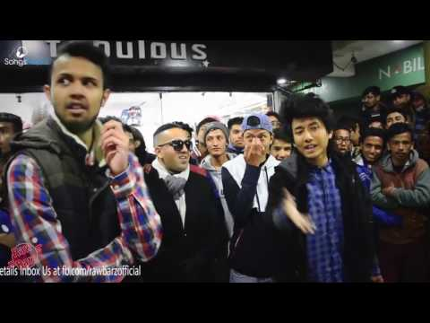 Nasto Vs Krae-G - Raw Barz | New Nepali Rap Battle 2016