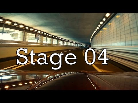 Stage 04 - Monaco and a lap of the GP Circuit - The Retro Lab's Monte Carlo Rallye