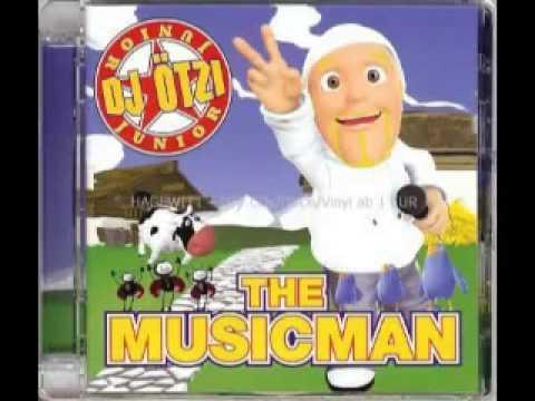 Dj Ötzi Junior - I Am The Musicman (Single Mix)