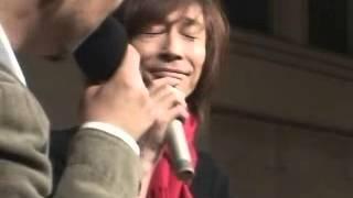 2005年1月27日 大江千里さんのFMラジオlive Depot に出演したときの 鈴...