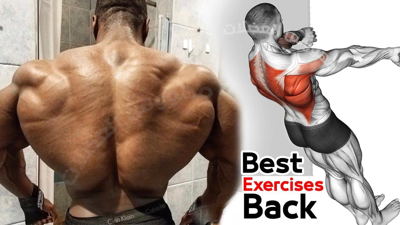 Full Exercise Back for GIT Wide Back | Best Back Workout