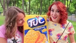 10 DIY Giant Snack vs Miniature Snack   Funny Pranks! 1