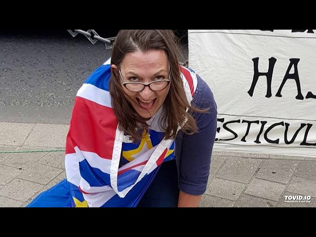 Polly Ernest of SODEM and Hereford for EU on Jeremy Vine 2/11/18