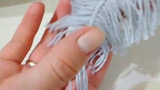 Перо. Макраме. Своими руками быстро и легко.