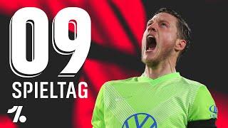 OneFootball Bundesliga Rückblick 9. Spieltag! Florian Neuhaus: Der Spanier im Alman-Kostüm!