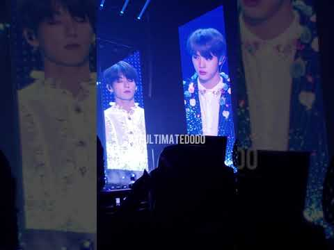 180916 The Truth Untold (Jungkook, Jin Focus) @ BTS 방탄소년단 Love Yourself Tour In Fort Worth Fancam 직캠