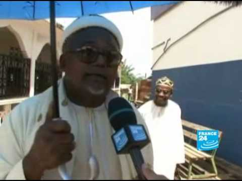 Mayotte: some Imams have appealed for a NO vote