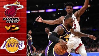 Los Angeles Lakers vs Miami Heat Full Highlights 3rd QTR | Game 3 NBA Finals | NBA Playoffs 2020