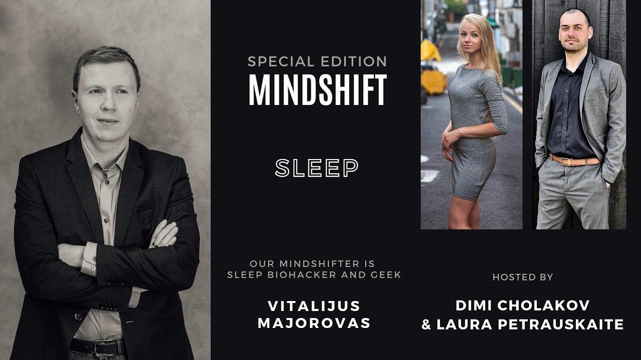 Vitalijus Majorovas on Sleep