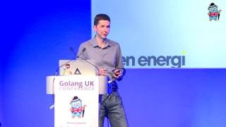 Golang UK Conference 2016 - Michael Bironneau - Real time machine learning in Go