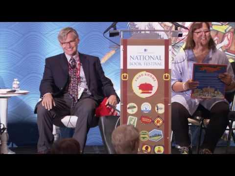 Roland Mesnier, Mark Ramsdell & Chuck Fischer: 2016 National Book Festival