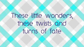 Savannah Outen - Little Wonders (Lyrics on Screen) + Download HQ