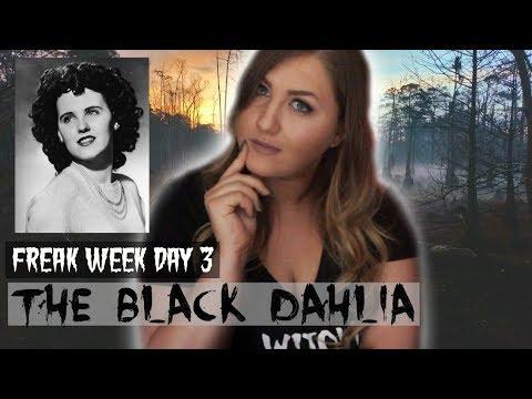 THE CASE OF THE BLACK DAHLIA