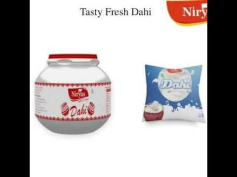 Niryas best organic full cream milk producer