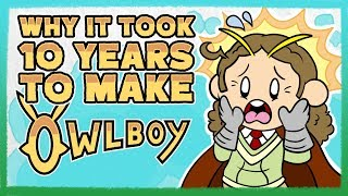 Owlboy: The Story of Simon Andersen and a 10 Year Development Period