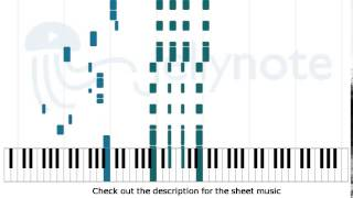 YYZ - Rush [Piano Sheet Music]