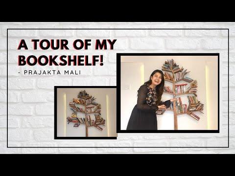 A Tour of My BookShelf | Prajakta Mali | My BookShelf | Love for Reading