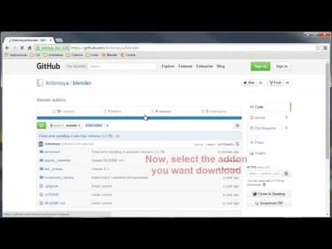 How download from GitHub - YouTube