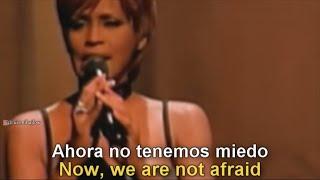 Whitney Houston & Mariah Carey - When You Believe | Subtitulada Español   Lyrics English