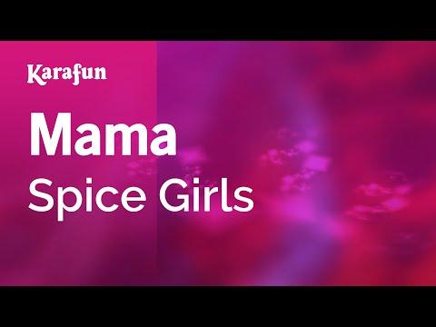 Karaoke Mama - Spice Girls *