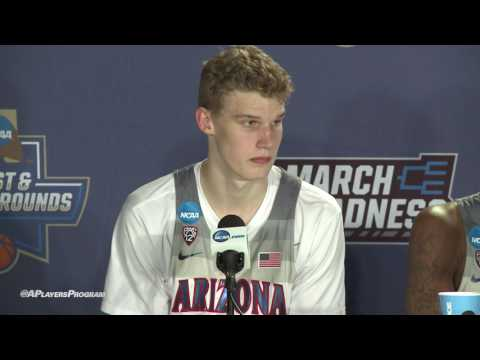 Allen & Markkanen Postgame Press Conference - St  Mary's