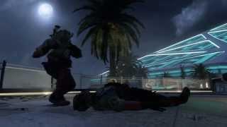 Late Night TV: Call of Duty Black Ops 2 Funny Machinima