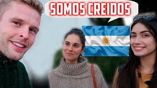 PREGUNTÉ A LOS ARGENTINOS CÓMO SON Y ME DIJERON ESTO